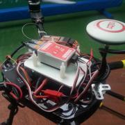 Détail électronique d'un Multi-rotors
