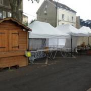 Installation samedi matin
