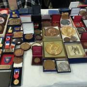 Médailles et décorations