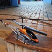 """Hélicoptère pour débuter le """"Volitation"""""""