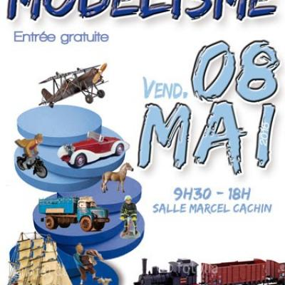 Salon du Modélisme de Persan (Mai 2015)