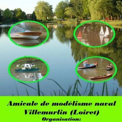 Amicale de Modélisme à Villemurlin  - (Juin 2018)