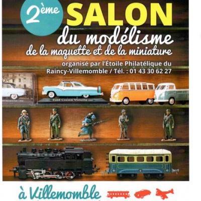 2ème Salon du Modélisme - Villemomble (Janvier 2016)