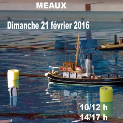 Concours de maquettes vapeur - Meaux (Février 2016)