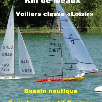 Km Voiles Loisirs à Meaux (Mai 2016)