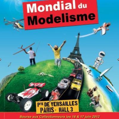Mondial du Modélisme (Juin 2012)