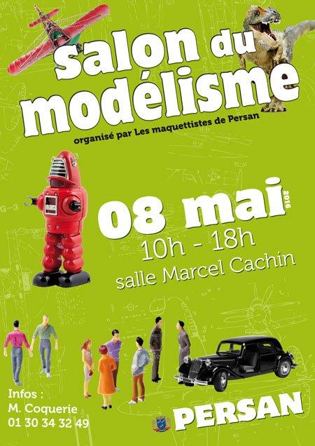 Salon du mod lisme de persan mai 2016 for Salon du modelisme