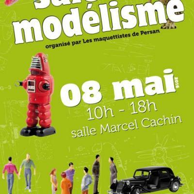 Salon du Modélisme de Persan (Mai 2016)