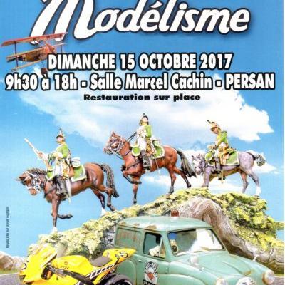 Salon du Modélisme à Persan (Octobre 2017)
