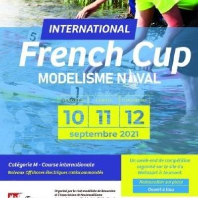 French CUP de Modélisme Naval à Jeumont - (Septembre 2021)