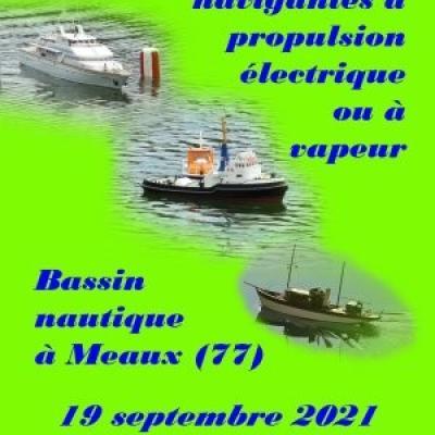Amicale de Maquettes Navigantes à Meaux - (Septembre 2021)