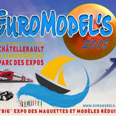 EuroModel's à Châtellerault - (Septembre 2018)