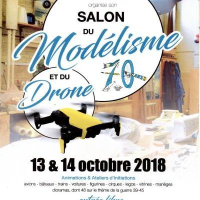 70 ans du Club de Modélisme Drancéen à Drancy - (Octobre 2018)