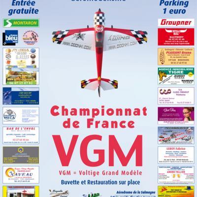 Championnat de France VGM  (Aout 2012)