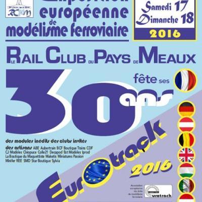 Exposition Européenne de Modélisme Ferroviaire - Meaux (septembre 2016)
