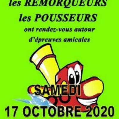 Amicale de Tugs Boats, Remorqueurs et Pousseurs à Meaux - (Octobre 2020)