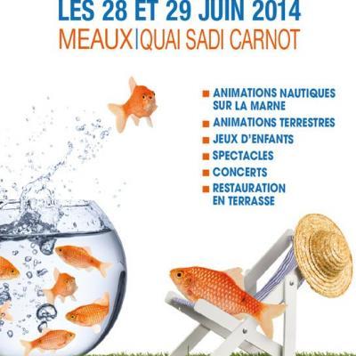 Fête de l'eau à Meaux (Juin 2014)