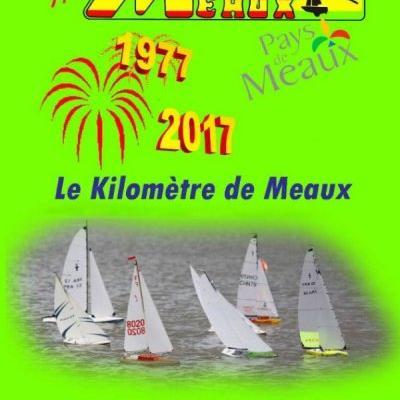 Km Voiles Loisirs à Meaux (Mai 2017)