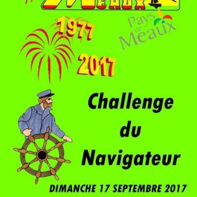 Challenge du Navigateur à Meaux (Septembre 2017)