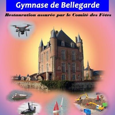 Rencontre Amicale de Modélisme à Bellegarde - (Mai 2018)