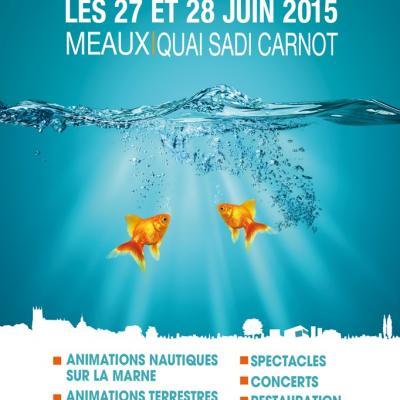 Fête de l'eau à Meaux (Juin 2015)