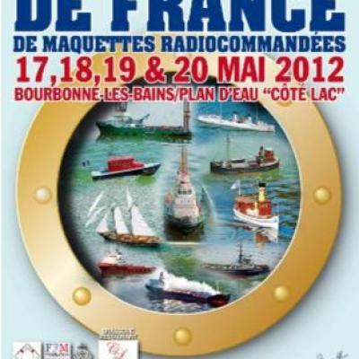 Championnat de France maquettes à Bourbonne les Bains ( Mai 2012 )