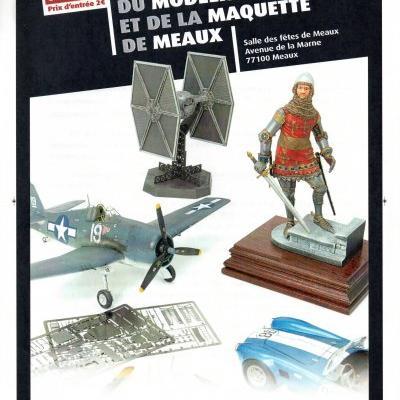 2è salon de la maquette et du modélisme de Meaux (Octobre 2016)