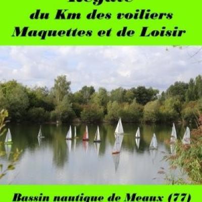 Régates du KM de Voiliers Maquettes et Loisir à Meaux - (Septembre 2021)
