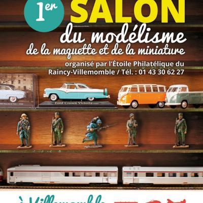 1er Salon du Modélisme - Villemomble (Janvier 2015)