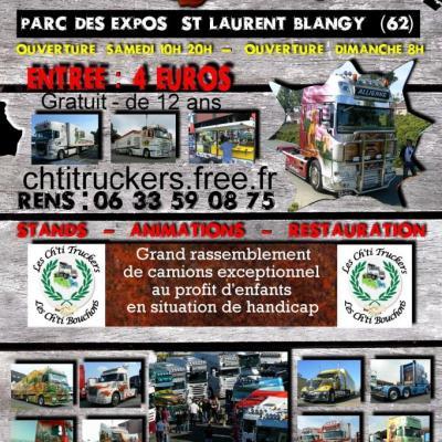 7ème Fête du camion à Arras ( Juin 2012 )