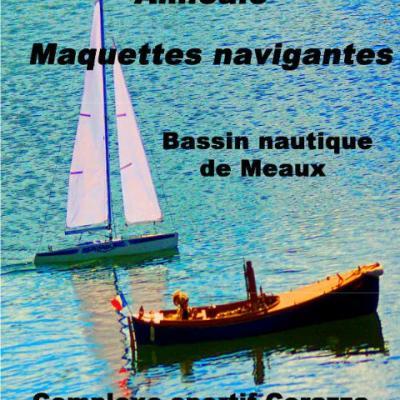 Amicale Maquettes Navigantes - Meaux (10 avril 2016)
