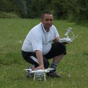 Antonin Dirigeant de la Sté ALT Drones