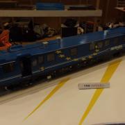 Autorail de mesure de caténaire sur lignes à grande vitesse la VMB 2214 Infrabel