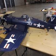 Avion de la guerre du Pacific un