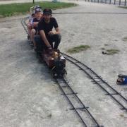 Ballade en train