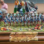 """Bataille de Fontenoy """"Royal des Vaisseaux"""" 11 mai 1745"""