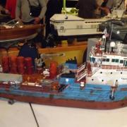 Bateau d'intervention de la compagnie Maersk