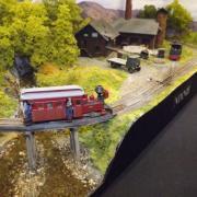 Belle locomotive
