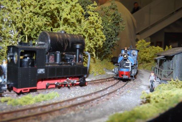 Belles locomotives