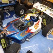 """Buggy """"GT21"""" moteur 3,5 cm3"""