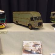 """Camion"""" Bernard 4 RA 150"""""""