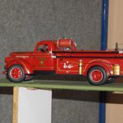 """Camion de pompier """"Fillmore Fire dept 5"""""""