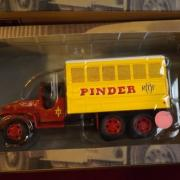 Camion du Cirque Pinder