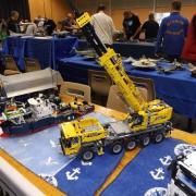 """Camion grue mobile """"MK II"""" Lego Technic"""
