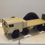 Camion militaire Tout Terrain