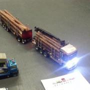 Camion RC au 1-87è