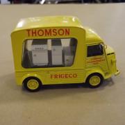 Camionnette Tube Citroën HY -  publicitaire Thomson
