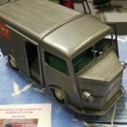 "Camionnette tube ""Citroën Type HY"" - Marque ""JRD"""