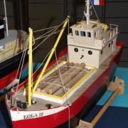 """Cargo """"Lola II"""""""