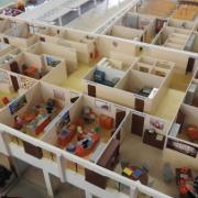 Centre de secours imaginaire